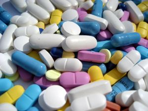 Take this pill! TAKE ALL THE PILLS! (Courtesy photo.)
