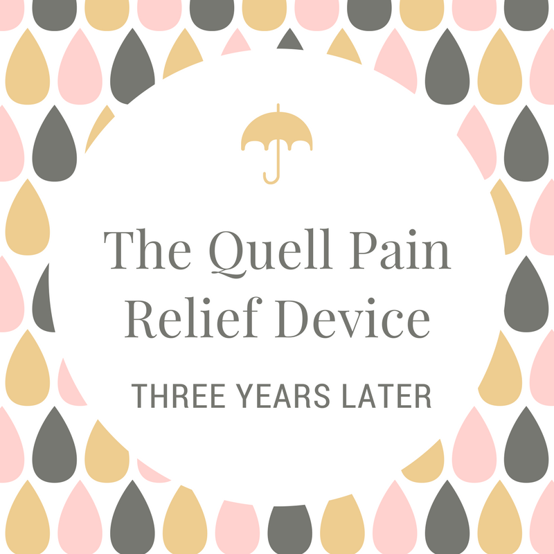 The Quell Pain Relief Device